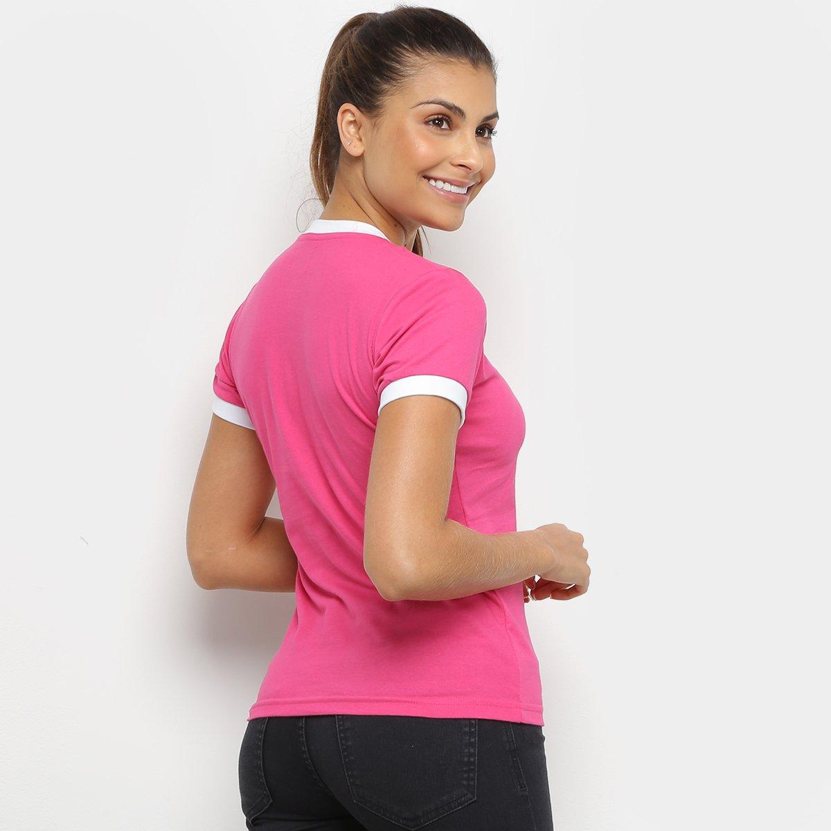 Camisa Internacional Outubro Rosa Retro Mania Feminina Rosa Loja Do Inter
