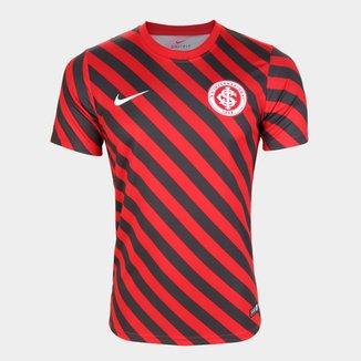 Camisa Internacional Pré Jogo 19/20 Nike Masculina