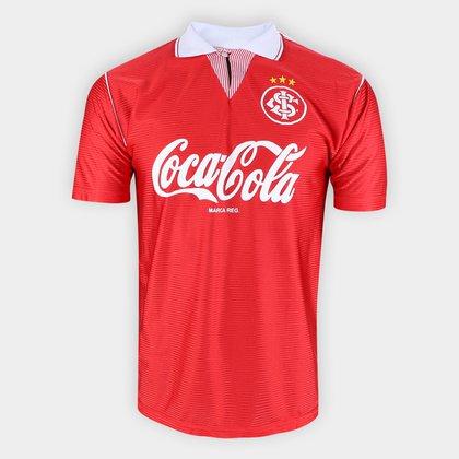Camisa Internacional Retrô Coca Cola Masculina