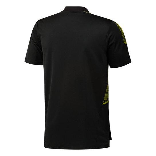 Camisa Internacional Treino 21/22 Adidas Masculina - Preto