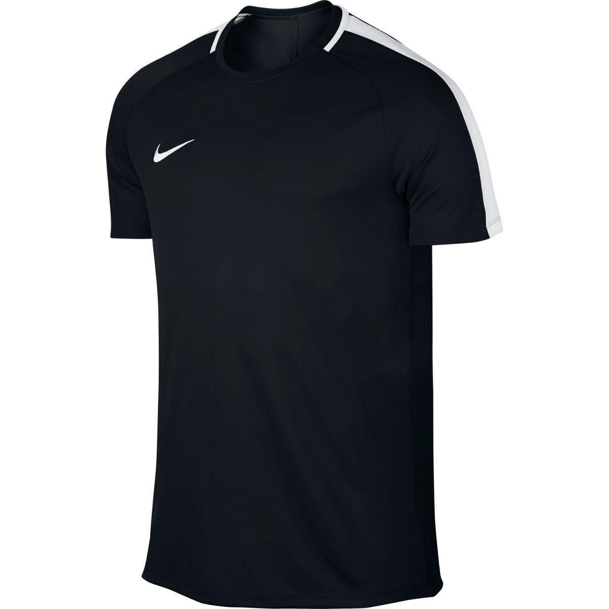 Camisa Nike Academy Masculina - Preto e Branco - Compre Agora  b6f3ab4b8f184