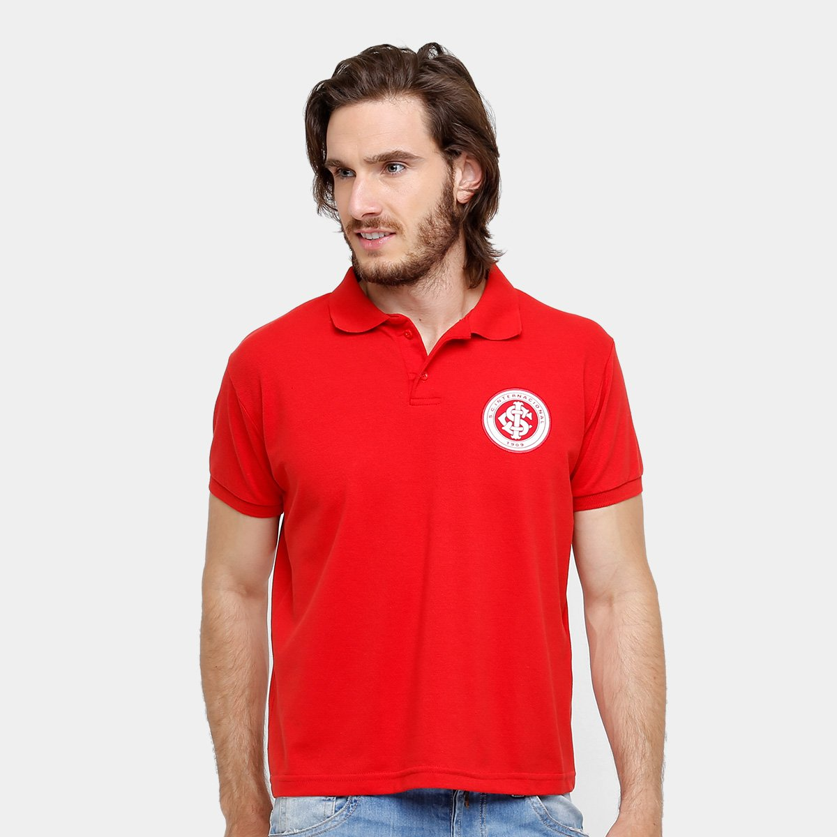 51fb3abb1b Camisa Polo Internacional Básica Masculina - Compre Agora