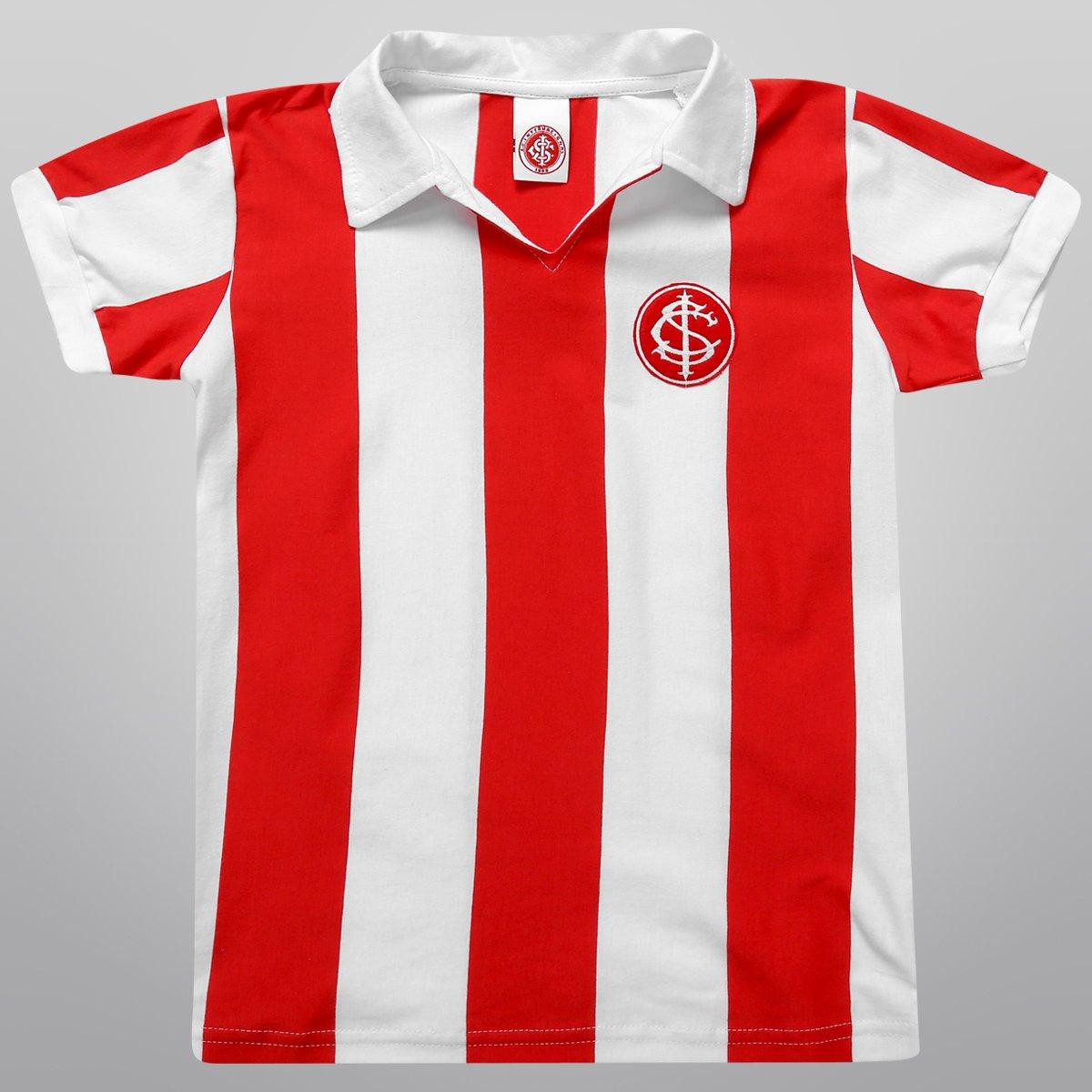 873117cdeca Camisa Polo Internacional Réplica Listradas 1912 Juvenil - Compre ...