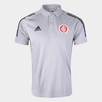 Camisa Polo Internacional Viagem 20/21 Comissão Técnica Adidas Masculina