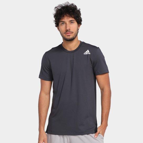 Camiseta Adidas Aeromotion Masculina - Grafite