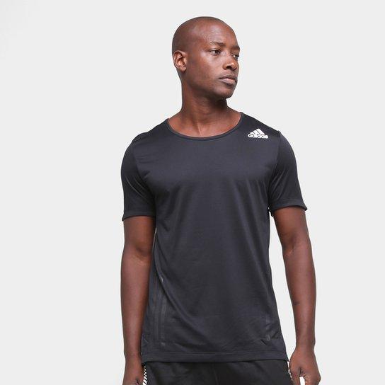Camiseta Adidas Aeroready Primeblue Masculina - Preto