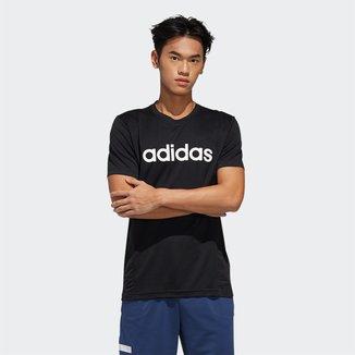 Camiseta Adidas D2M Ca Logo Masculina