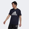 Camiseta Adidas D2M Logo Feelready Masculina