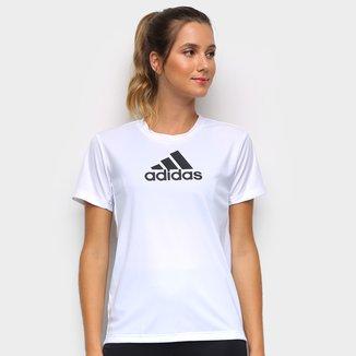 Camiseta Adidas Essentials Logo Adidas Feminina