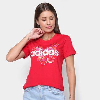 Camiseta Adidas Farm Graphic Feminina