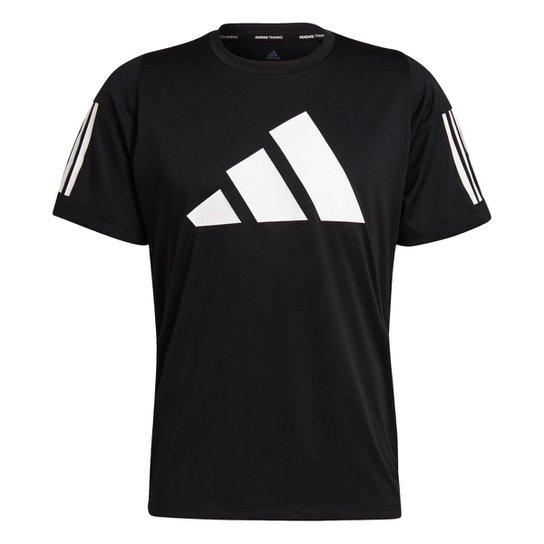 Camiseta Adidas Freelift 3 Bar Masculina - Preto
