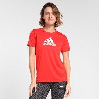 Camiseta Adidas Logo Designed To Move Feminina