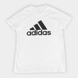 Camiseta Adidas Logo Feminina