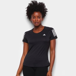 Camiseta Adidas Own The Run Cool Feminina