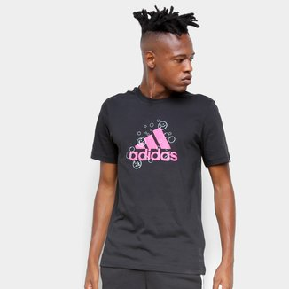 Camiseta Adidas Smile Masculina