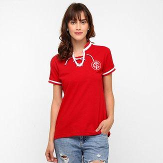 Camiseta Feminina Internacional nº 10 Cordão Edição Especial