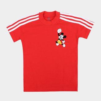Camiseta Infantil Adidas Disney Little Mickey Mouse