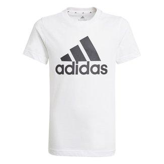 Camiseta Infantil Adidas Essentials Big Logo Masculina