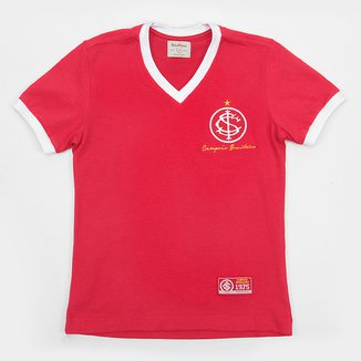 Camiseta Infantil Internacional Retro Mania 1975