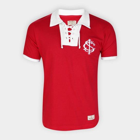 Camiseta Internacional 1922 Masculina - Vermelho
