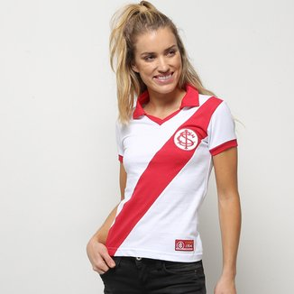 Camiseta Internacional 1954 Feminina
