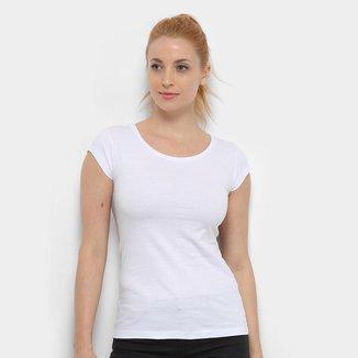 Camiseta Internacional Blanks Feminina