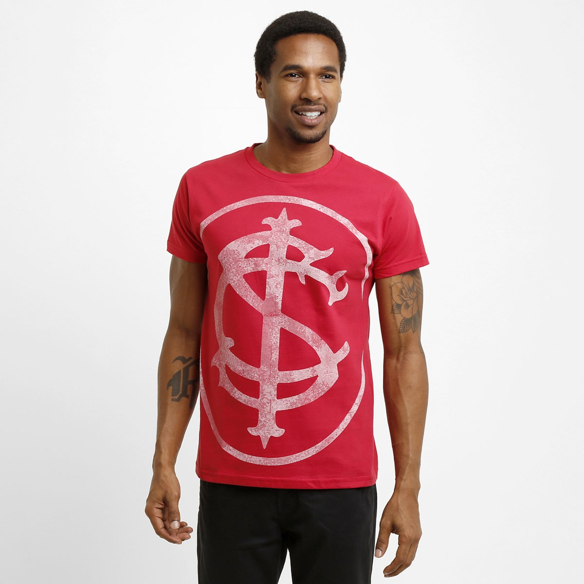 8f678e5d64e Camiseta Internacional Burst - Compre Agora