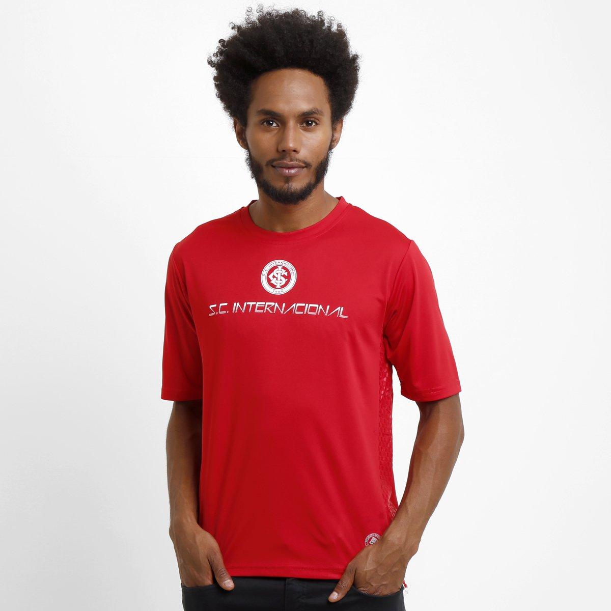 6c6f82801a2 Camiseta Internacional c  Detalhes Masculina - Compre Agora