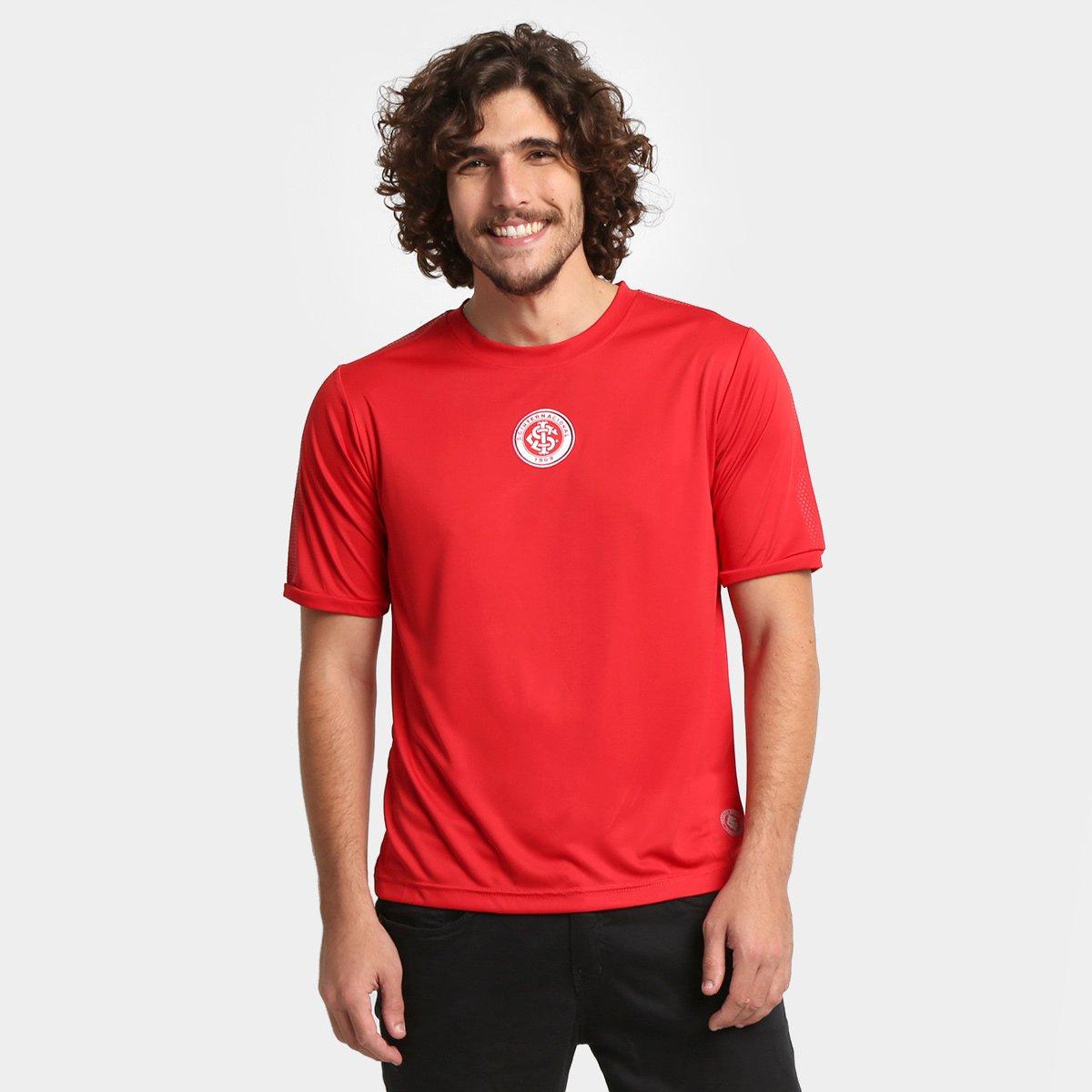 f58a14d8ba1 Camiseta Internacional Dry Masculina - Compre Agora