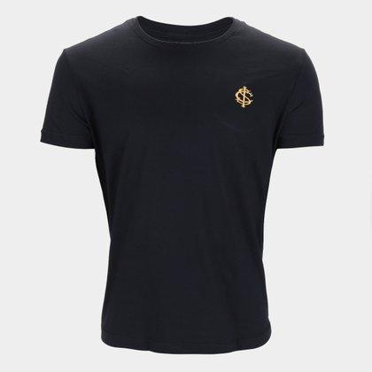 Camiseta Internacional Gold Retrô Mania Masculina