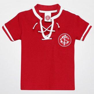 Camiseta Internacional Infantil nº 10 Cordão Edição Especial