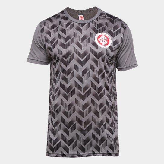 Camiseta Internacional Ludwig Masculina - Preto