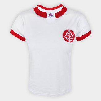 Camiseta Internacional Retrô 1976 Feminina