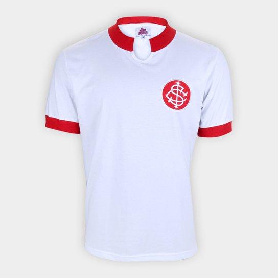 Camiseta Internacional Retrô 1976 Masculina - Branco