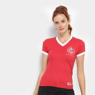 Camiseta Internacional Retrô Mania 1975 Feminina