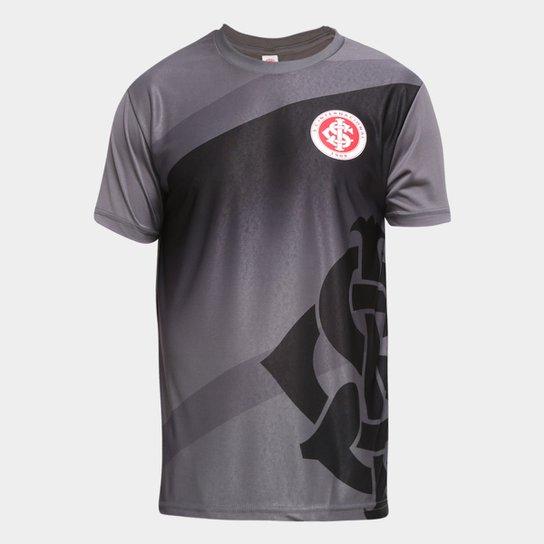 Camiseta Internacional Shades Masculina - Preto