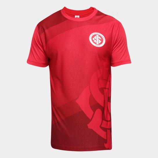 Camiseta Internacional Shades Masculina - Vermelho