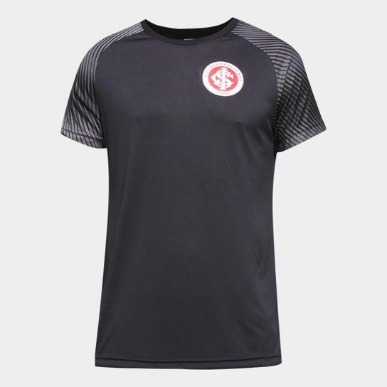 Camiseta Internacional Winner Masculina - Preto