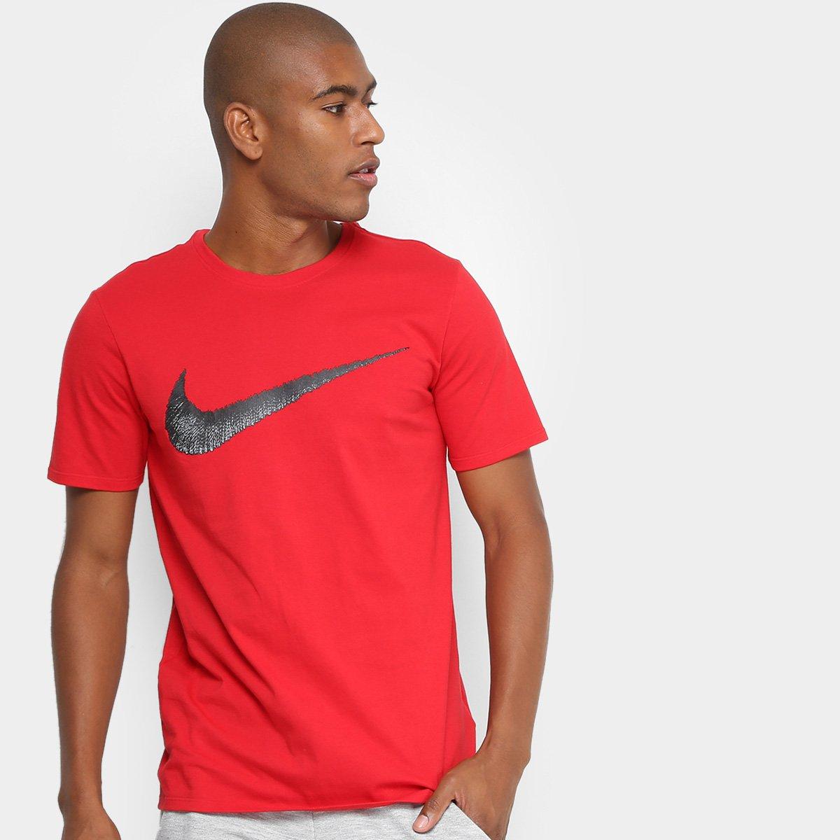 Camiseta Nike Nsw Tee Hangtag Swoosh Masculina - Compre Agora  cdb1ca63a83ce
