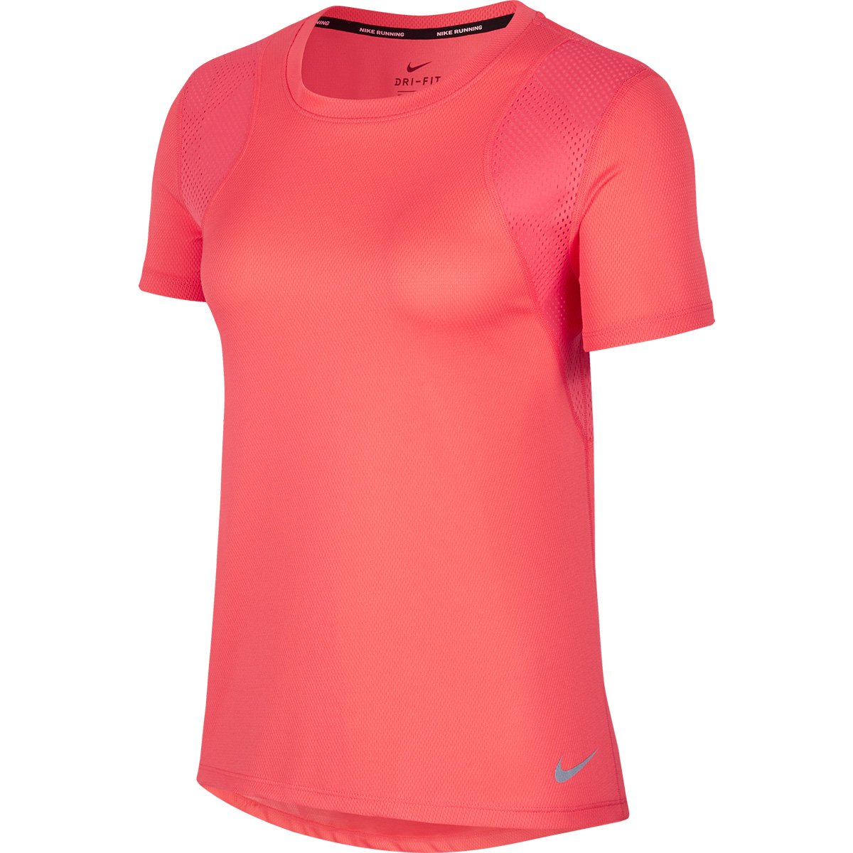 a996d38835dc3 Camiseta Nike Run Ss Feminina - Pink - Compre Agora