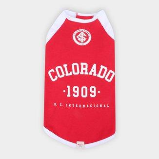 Camiseta Pet Internacional 1909 RetrôMania