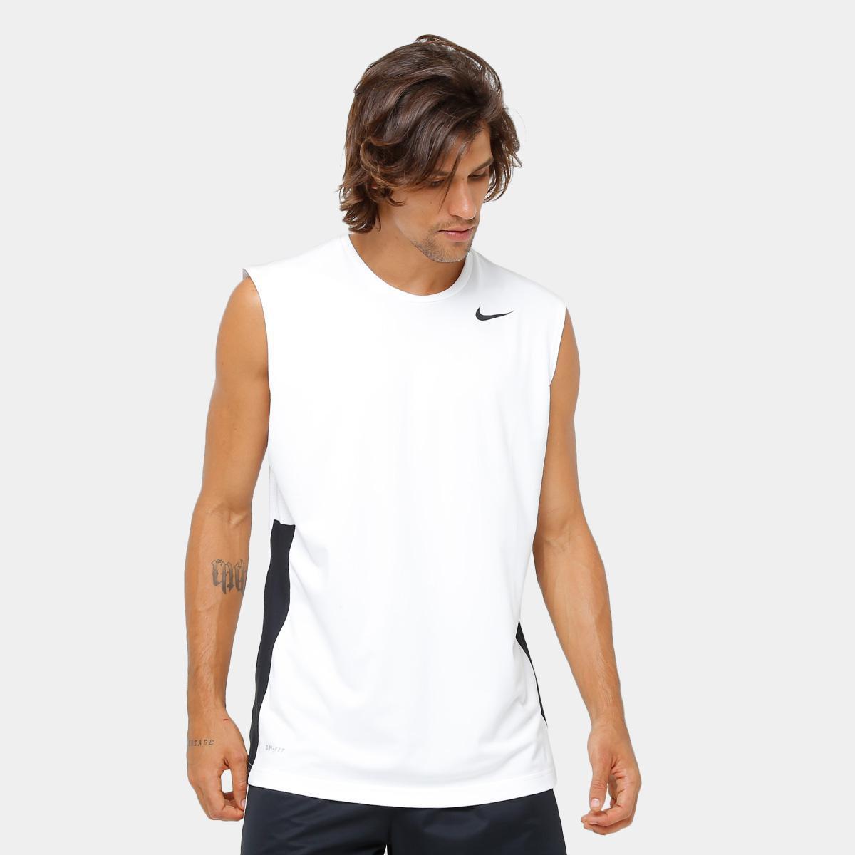 3f6e357818180 Camiseta Regata Nike Crossover Sleeveless - Compre Agora