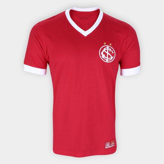 Camiseta Retrô Internacional 1979 Masculina - Vermelho