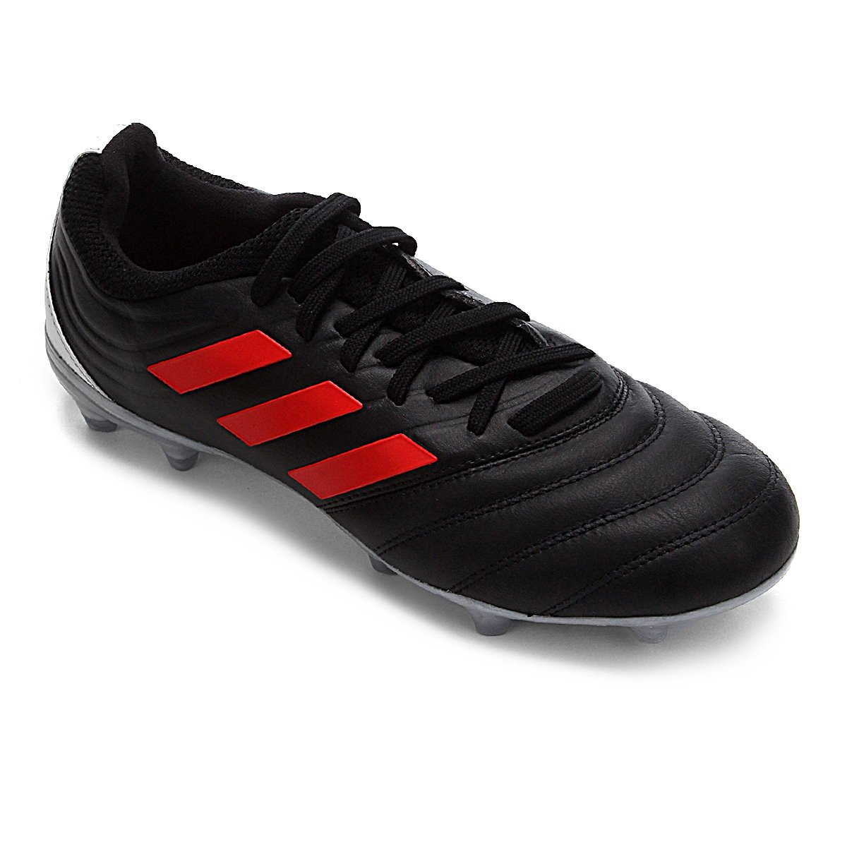 Chuteira Campo Adidas Copa 19 3 FG Preto