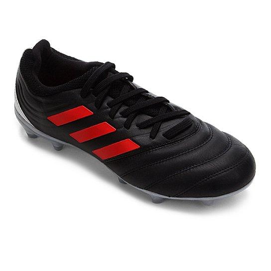 Chuteira Campo Adidas Copa 19 3 FG - Preto