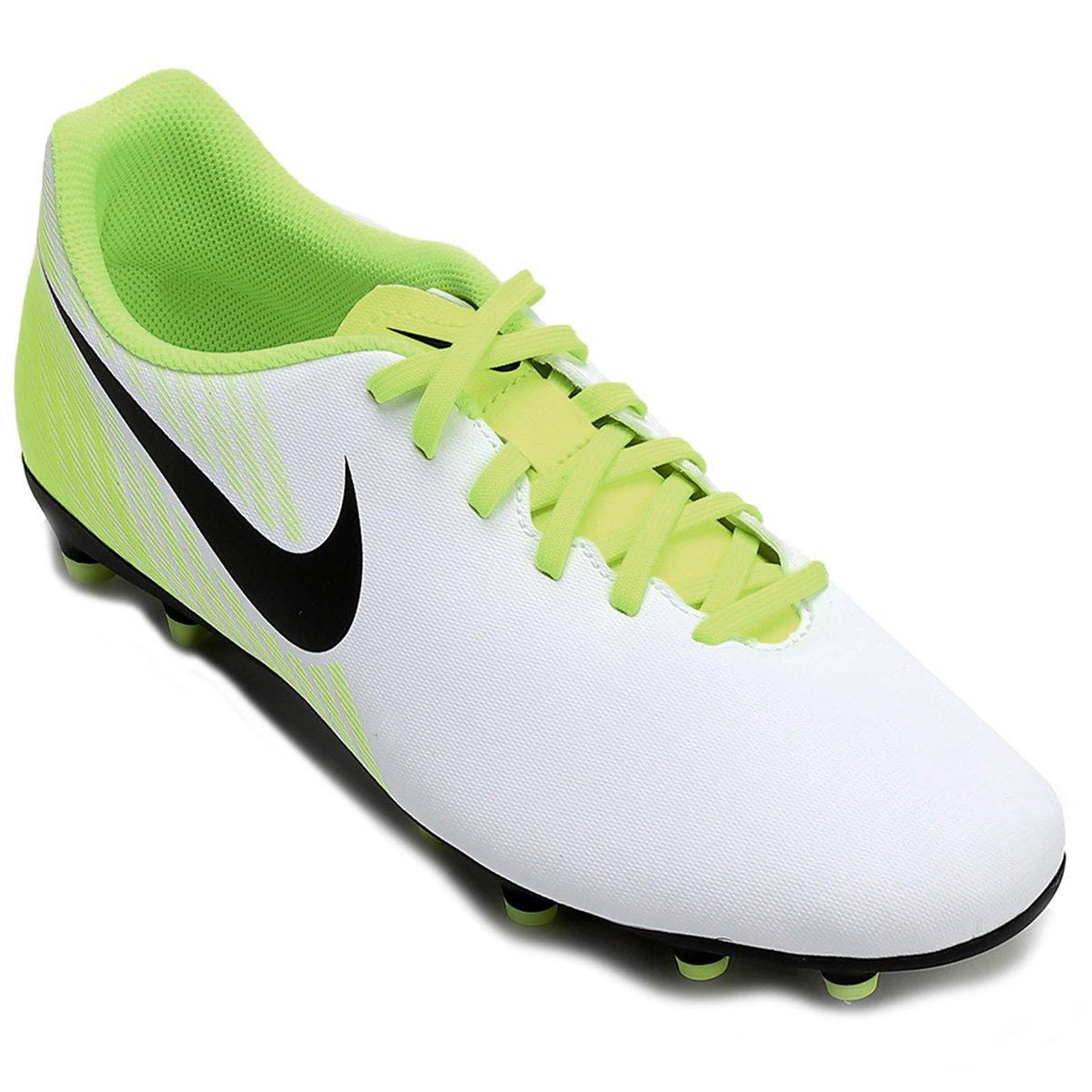 Chuteira Campo Nike Magista Ola II FG - Compre Agora  1f9345627059a