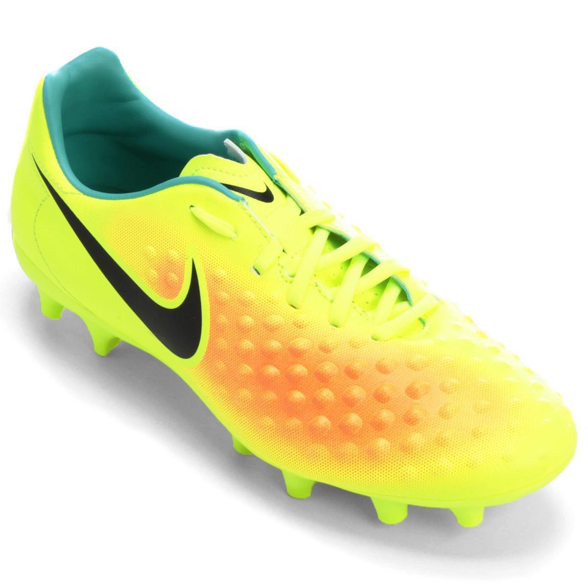 47ab74dd96 Chuteira Campo Nike Magista Onda II FG Masculina - Compre Agora ...