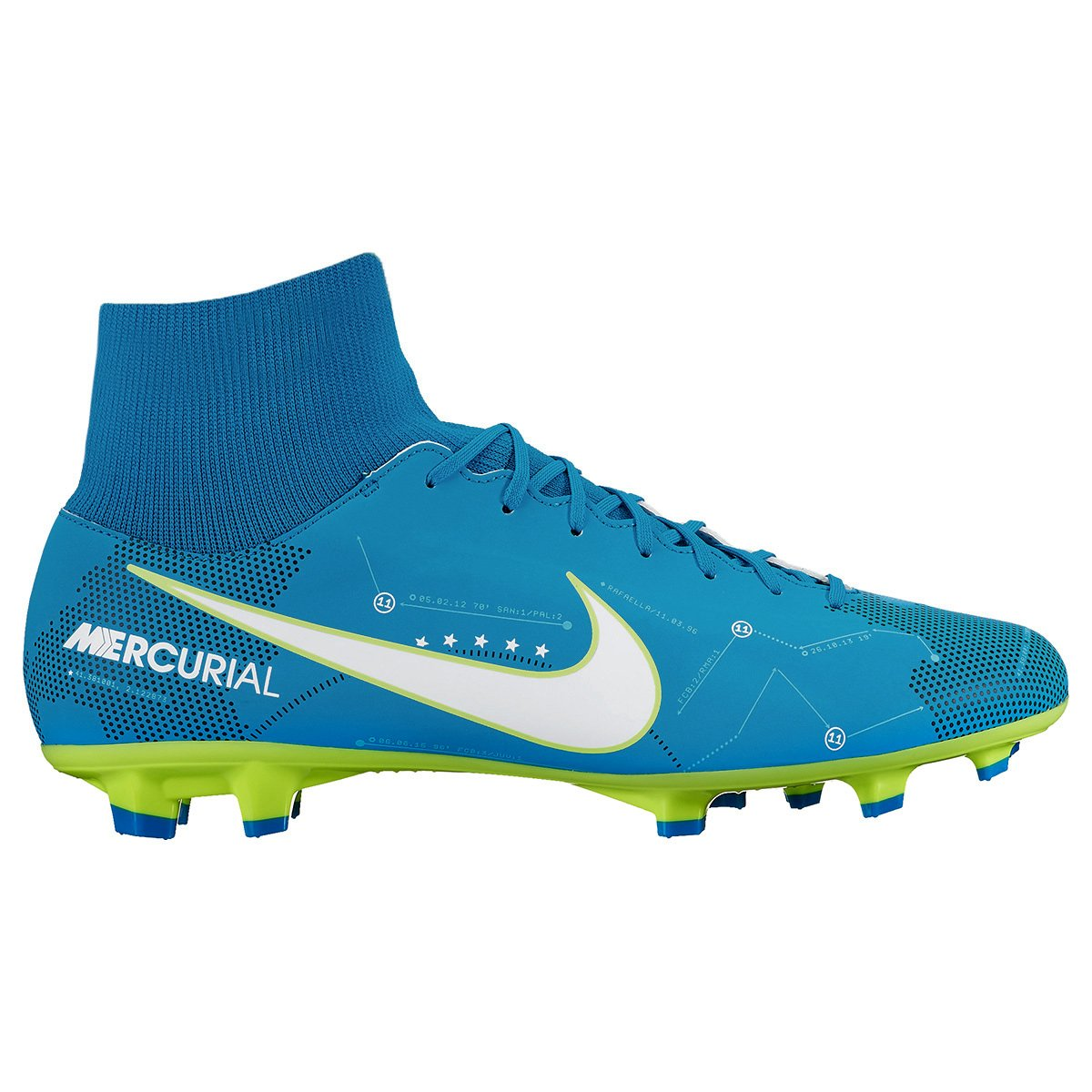 192cf16d1 Chuteira Campo Nike Mercurial Victory 6 DF Neymar Jr FG - Compre Agora