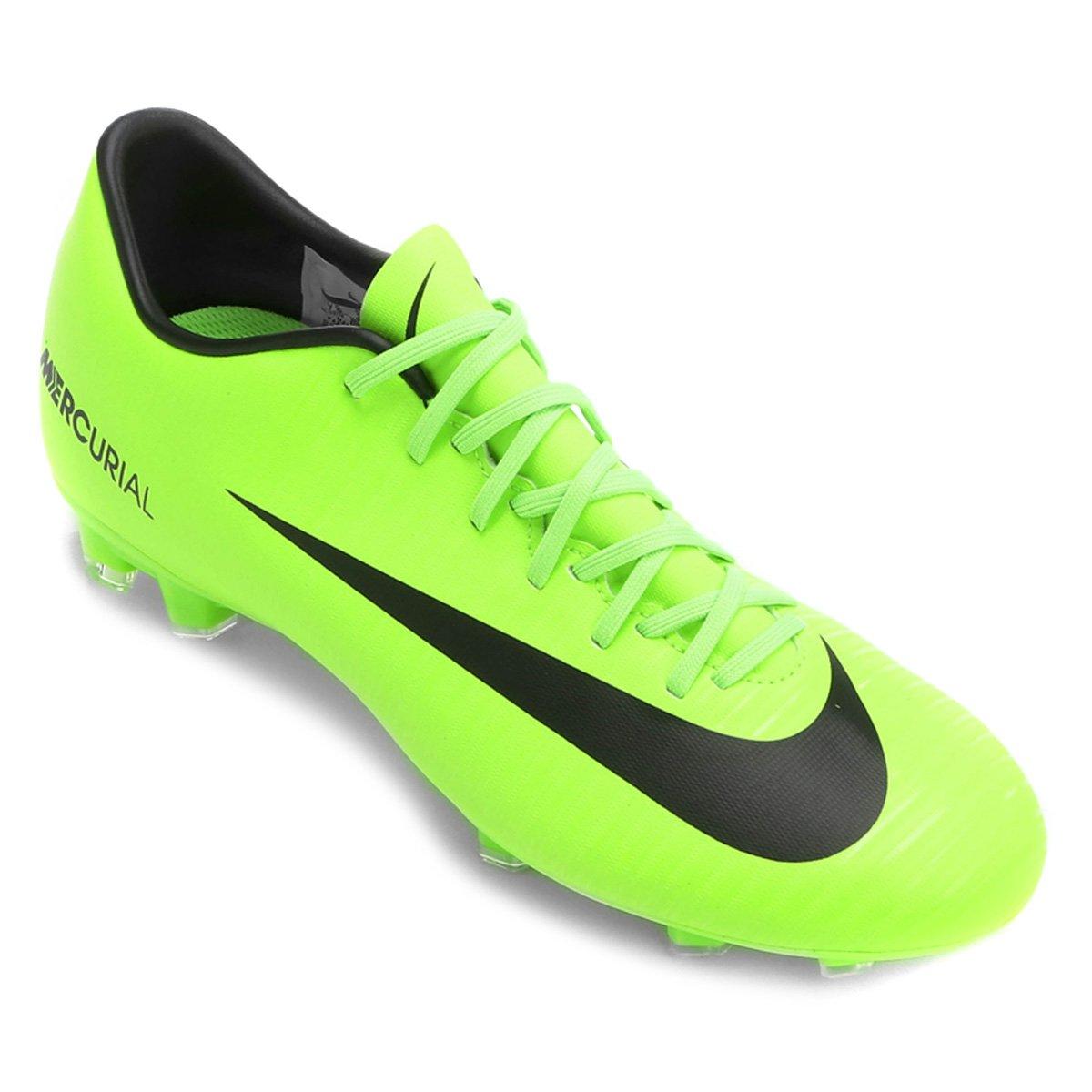 Chuteira Campo Nike Mercurial Victory 6 FG - Compre Agora  ad3e00f4ce7cc