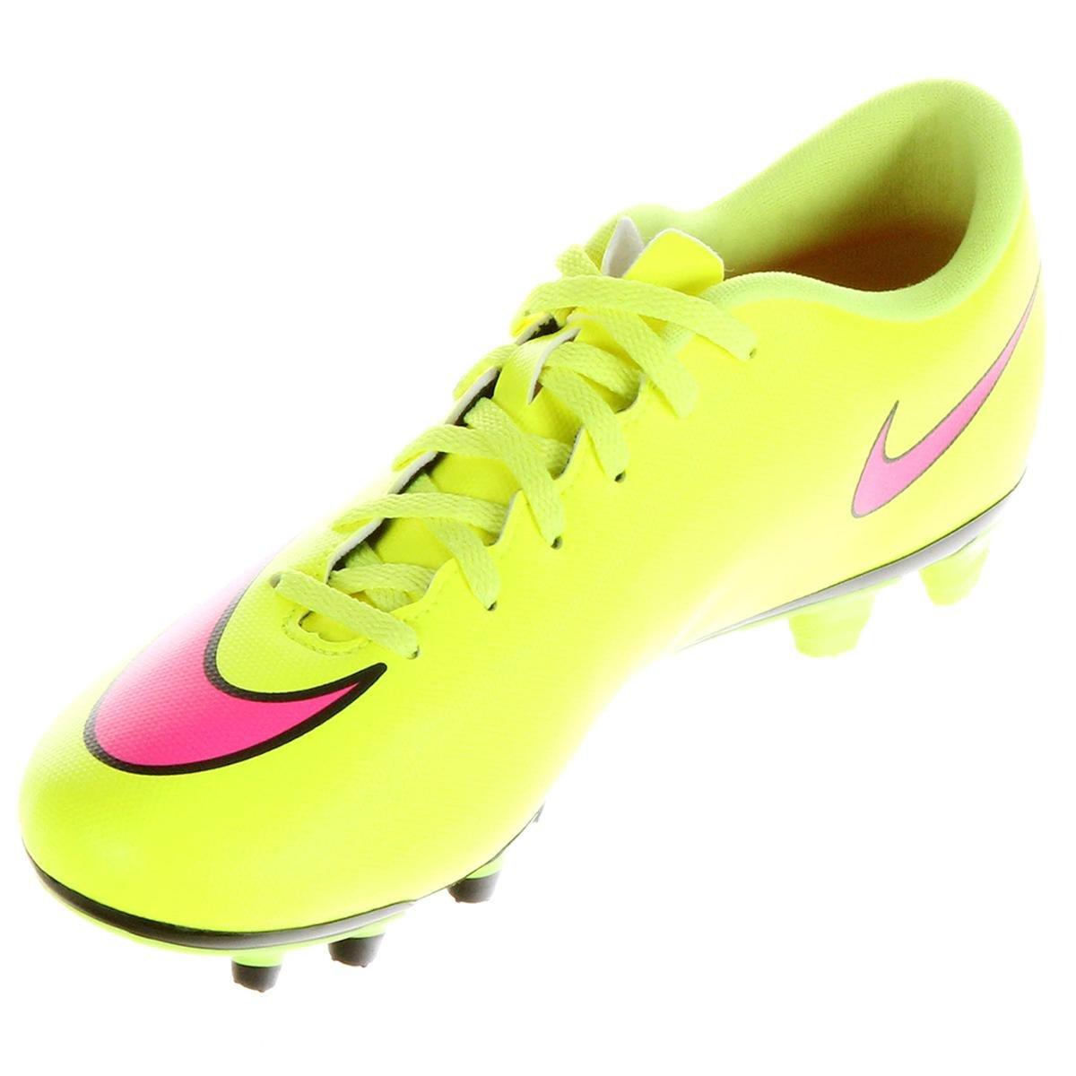 9369116d5f Chuteira Campo Nike Mercurial Vortex 2 FG Masculina - Compre Agora ...